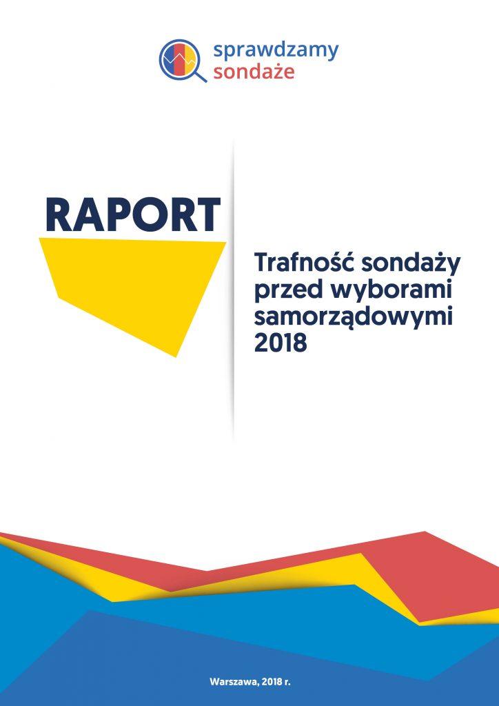 Raport Sprawdzamy Sondaże