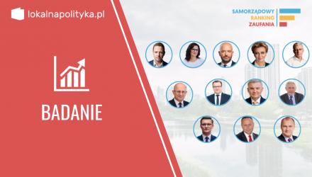 Czy Polacy ufają prezydentom miast?