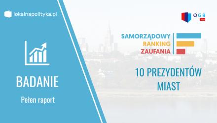 Samorządowy Ranking Zaufania 2021