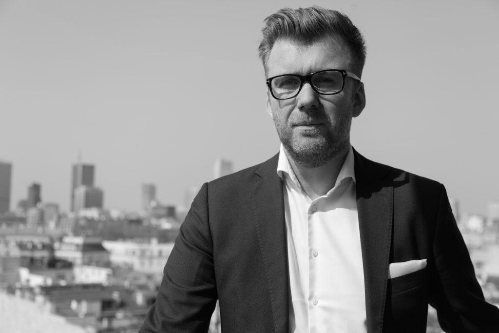 Łukasz Pawłowski - Prezes IBS
