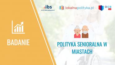 Czy polskie miasta to miasta dla seniorów?
