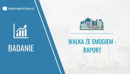 Czy walka ze smogiem nadal jest priorytetem dla Polaków? – Raport