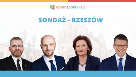 Wyborczy sondaż w Rzeszowie